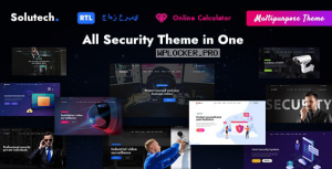 Solutech v1.3.0 – Security Multipurpose