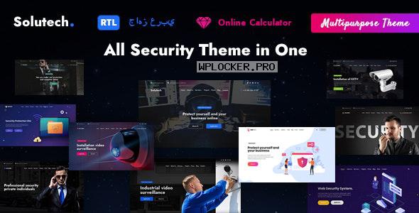 Solutech v1.3.0 – Security Multipurpose