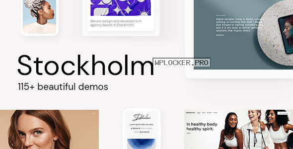 Stockholm v6.1 – A Genuinely Multi-Concept Theme