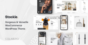 Stockie v1.2.0 – Multi-purpose Creative WooCommerce Theme