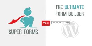 Super Forms v4.9.532 + Addons