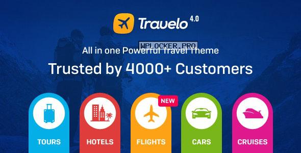 Travelo v4.2.2 – Travel/Tour Booking WordPress Theme