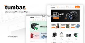 Tumbas v1.23 – Responsive Woocommerce WordPress Theme