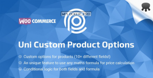 Uni CPO v4.9.2 – WooCommerce Options and Price Calculation Formulas