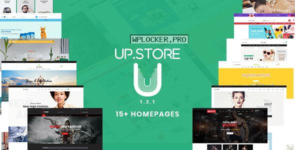 UpStore v1.3.1 – Responsive Multi-Purpose Theme