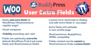 User Extra Fields v15.1