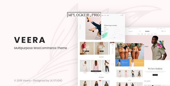 Veera v1.1.4 – Multipurpose WooCommerce Theme