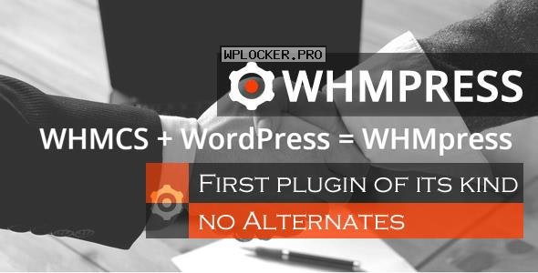 WHMpress v5.6 – WHMCS WordPress Integration Plugin