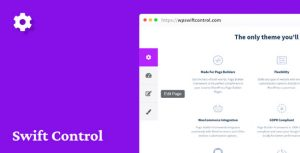 WP Swift Control PRO v1.4.7
