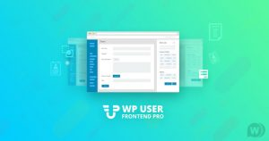 WP User Frontend Pro Business v3.4.1 – Ultimate Frontend Solution For WordPress