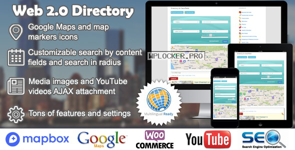 Web 2.0 Directory plugin for WordPress v2.6.8