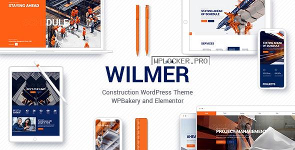Wilmër v2.3 – Construction Theme