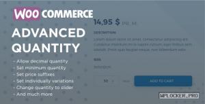 WooCommerce Advanced Quantity v3.0.2