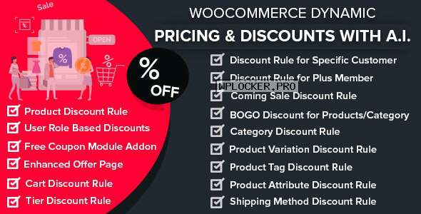 WooCommerce Dynamic Pricing & Discounts with AI v1.6.1