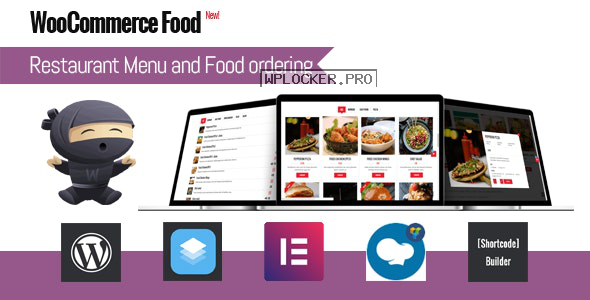 WooCommerce Food v2.1.5 – Restaurant Menu & Food ordering
