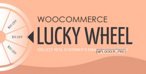 WooCommerce Lucky Wheel v1.0.8 – Spin to win