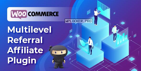WooCommerce Multilevel Referral Affiliate Plugin v2.17
