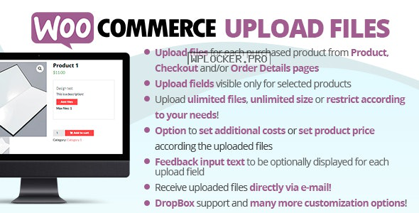 WooCommerce Upload Files v57.9