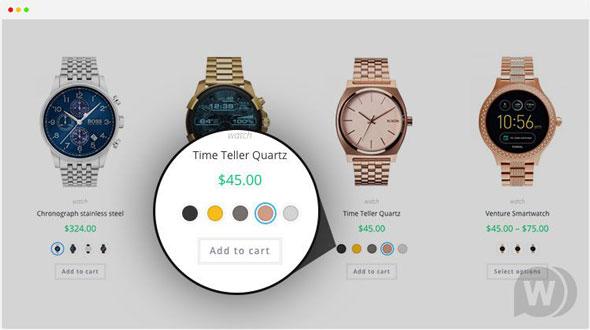 WooCommerce Variation Swatches Pro v1.4.8
