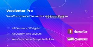WooLentor Pro v1.5.1 – WooCommerce Elementor Addons