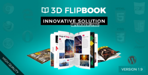 WordPress FlipBook 1.10.11