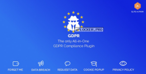 WordPress GDPR v1.9.8