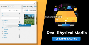 WordPress Real Physical Media v1.2.6 – Physical Media Folders & SEO Rewrites