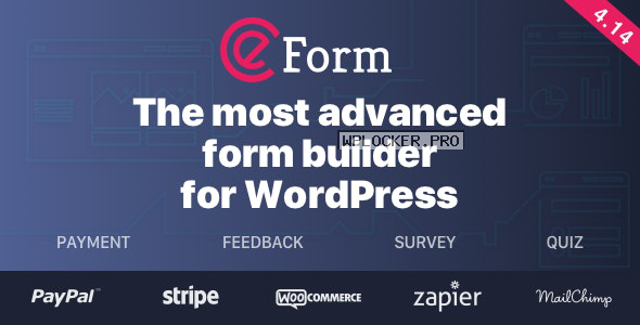 eForm v4.14.2 – WordPress Form Builder