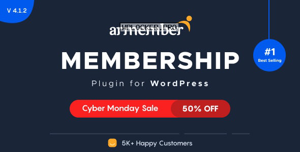 ARMember v4.1.2 – WordPress Membership Plugin