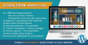 AX Social Stream v3.8.3