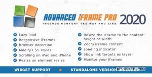 Advanced iFrame Pro v2020.9