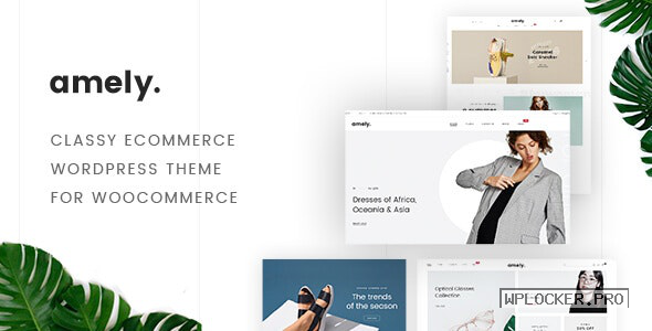Amely v2.6.5 – Fashion Shop WordPress Theme for WooCommerce