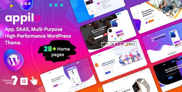 Appilo v4.4 – App Landing Page