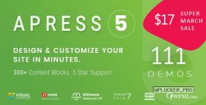 Apress v5.2.5 – Responsive Multi-Purpose Theme