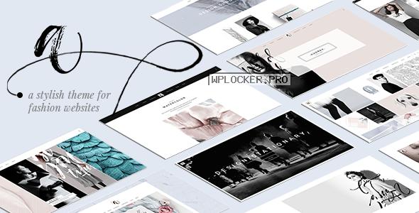 Audrey v1.5 – Charming Fashion Theme