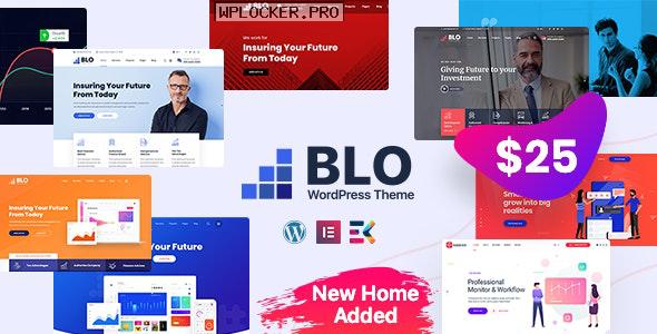 BLO v2.6 – Corporate Business WordPress Theme