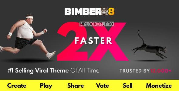 Bimber v8.6 – Viral Magazine WordPress Theme