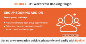 Bookly Group Booking (Add-on) v2.0