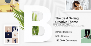 Bridge v23.9 – Creative Multi-Purpose WordPress Theme