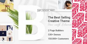 Bridge v24.2 – Creative Multi-Purpose WordPress Theme