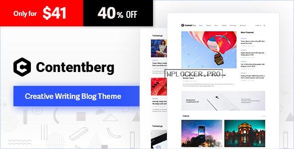 Contentberg Blog v1.8.3 – Content Marketing Blog