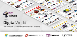 Digitalworld v1.2.8 – Multipurpose WordPress Theme ( RTL Supported )