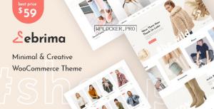 Ebrima v1.1.8 – Minimal & Creative WooCommerce WP Theme