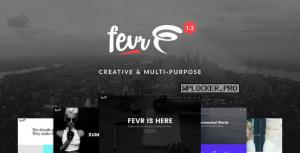 Fevr v1.3.0.1 – Creative MultiPurpose Theme