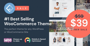Flatsome v3.13.0 – Multi-Purpose Responsive WooCommerce Theme