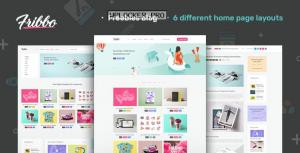 Fribbo v1.0.2 – Freebies Blog WordPress Theme
