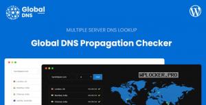 Global DNS v1.3.0 – Multiple Server – DNS Propagation Checker – WP