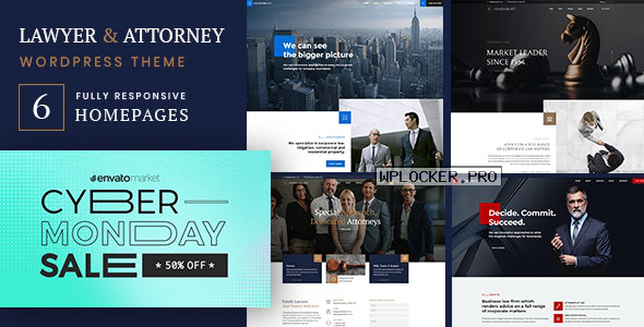 Goldenblatt v1.0.4 – Lawyer, Attorney & Law Office