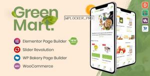 GreenMart v3.0.0 – Organic & Food WooCommerce WordPress Theme