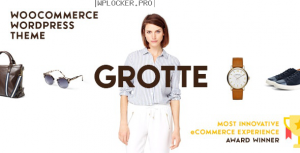 Grotte v8.0.1 – A Dedicated WooCommerce Theme